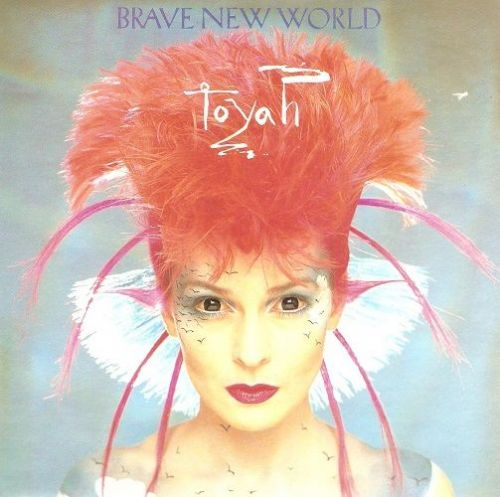 TOYAH Brave New World Vinyl Record 7 Inch Safari 1982